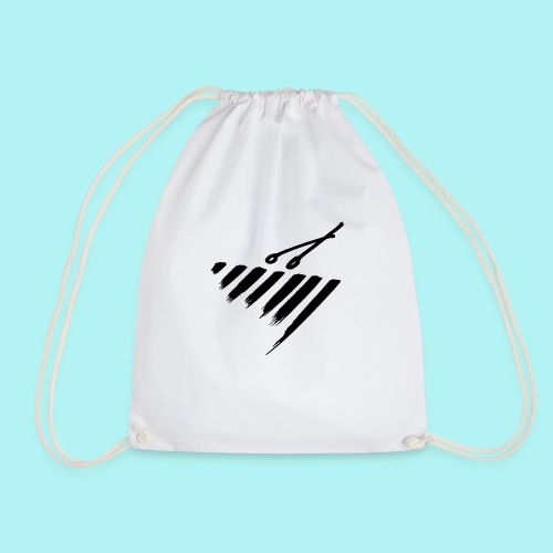 Marimba bars - Drawstring Bag