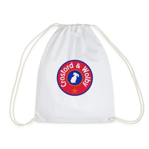 Crosford & Wolby - Drawstring Bag
