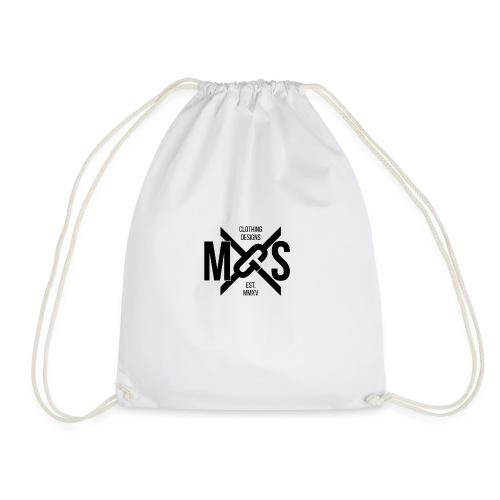 MGS Logo Phone png - Drawstring Bag