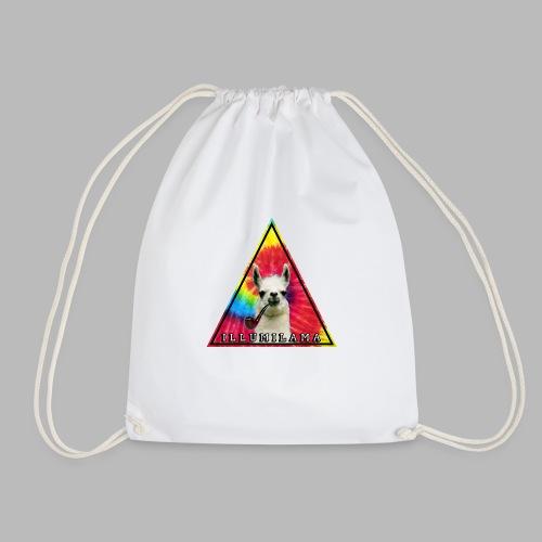 Illumilama logo T-shirt - Drawstring Bag