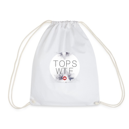 Official TOPS WTF T-Shirt - Drawstring Bag