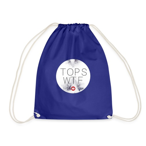 Official TOPS WTF T-Shirt - Drawstring Bag