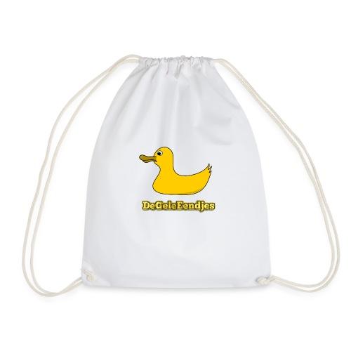 DeGeleEendjes shirt - Drawstring Bag