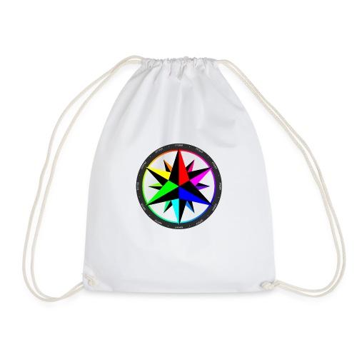 ColorCompass - Drawstring Bag