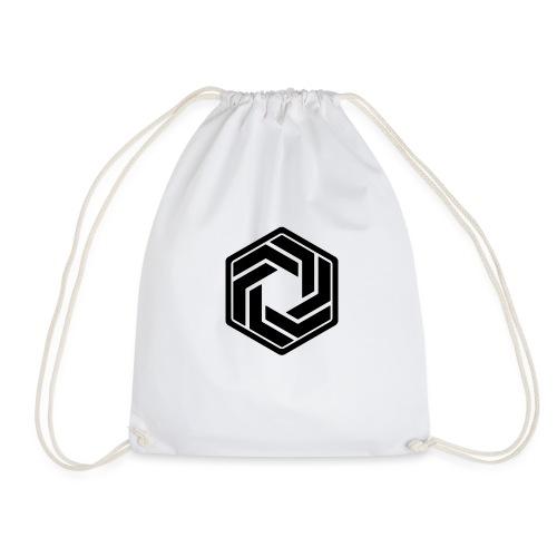 BW Logo White Shirt - Drawstring Bag