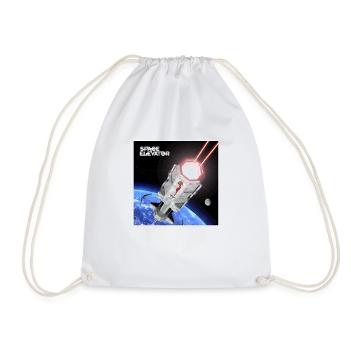 Space Elevator - Album Cover - Drawstring Bag