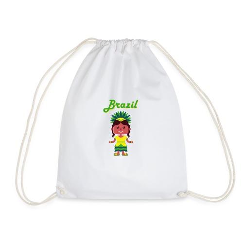 Brazil - Mochila saco