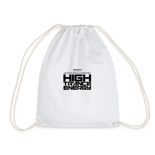 High Trance Energy - Drawstring Bag