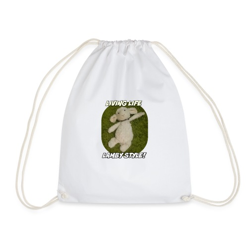 Lamby Mug - Drawstring Bag