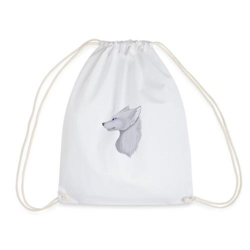 Wolf Skin - Drawstring Bag