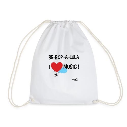 Bebopalula I Love Music ! - Sac de sport léger