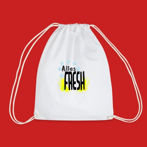 Alles Fresh / Frisch Sommer Eis - Turnbeutel