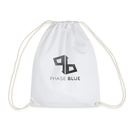 Phase Blue Baseball Shirt - Drawstring Bag