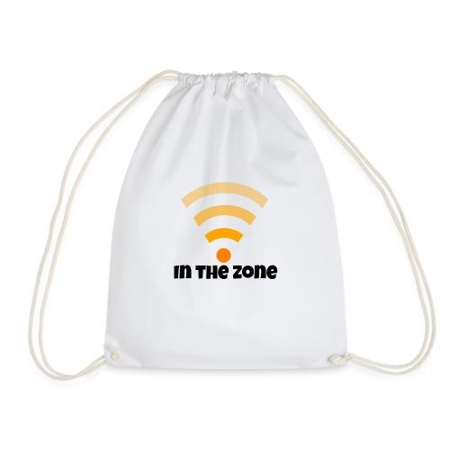 In the zone women - Drawstring Bag