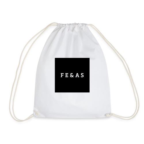 FEAS WHITE T-SHIRT - Gymtas