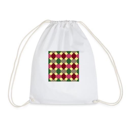 seamless - Drawstring Bag