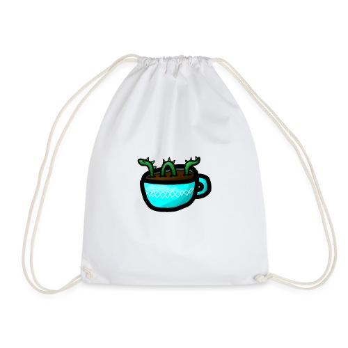 Loch Ness im Kaffee - Turnbeutel