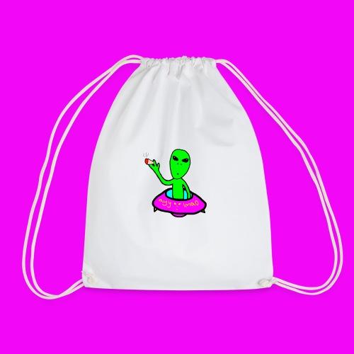 ayylmao - Drawstring Bag