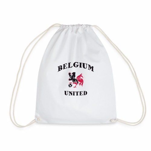 Belgium Unit - Drawstring Bag