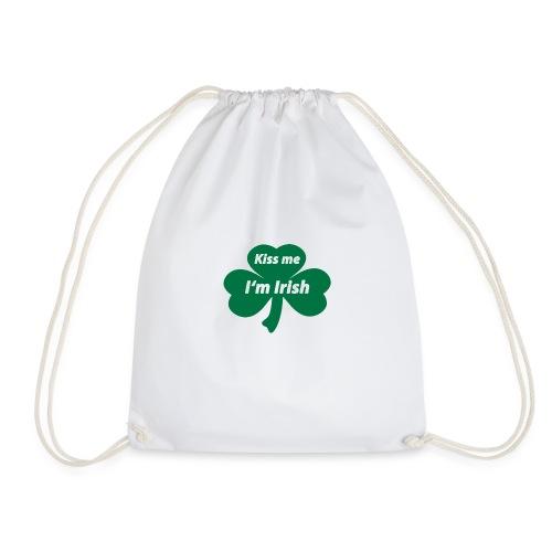 Kiss me I'm Irish - Turnbeutel