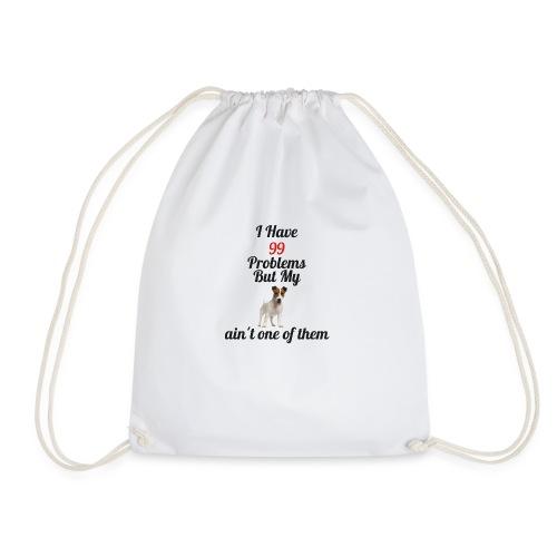 99 Problems but not Jack - Drawstring Bag