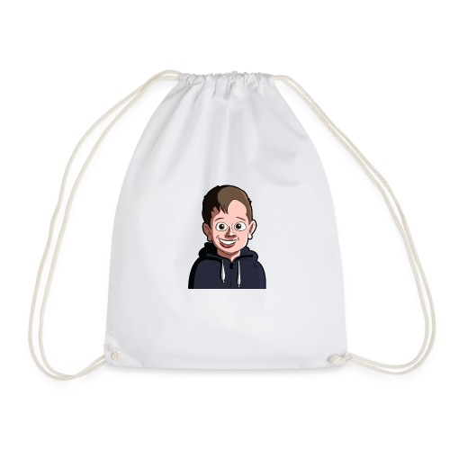 JackHD Pillow Case - Drawstring Bag