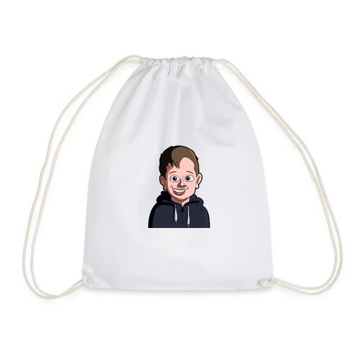 JackHD Pillow Case - Drawstring Bag
