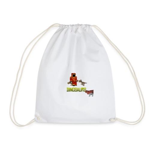 Minecraft Dinosaurs T-shirt - Gymtas