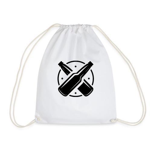 Men's Premium Hoodie - Drawstring Bag