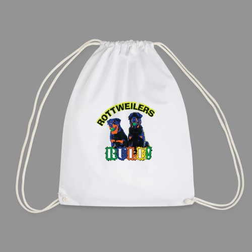 Rottweiler - Drawstring Bag