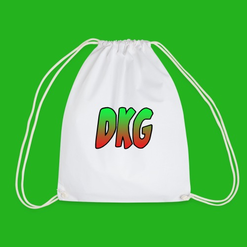 Red and black DKG Snapback - Gymtas