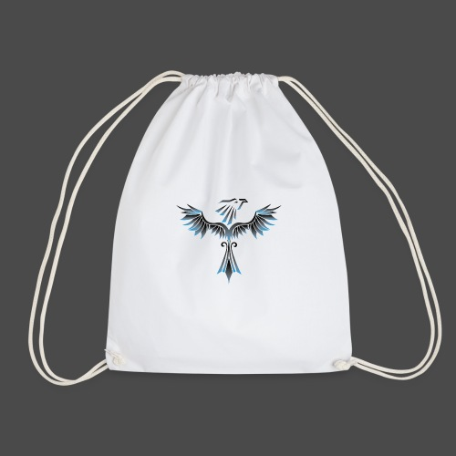 Alceious png - Drawstring Bag
