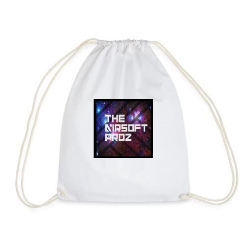 TheAirsoftProz Galaxy Mens Long Sleeve - Drawstring Bag