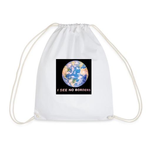 noborders - Drawstring Bag