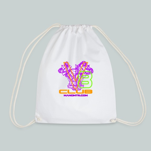 V8-Club - Drawstring Bag