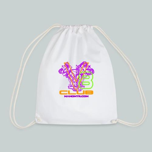 V8-Club - Drawstring Bag