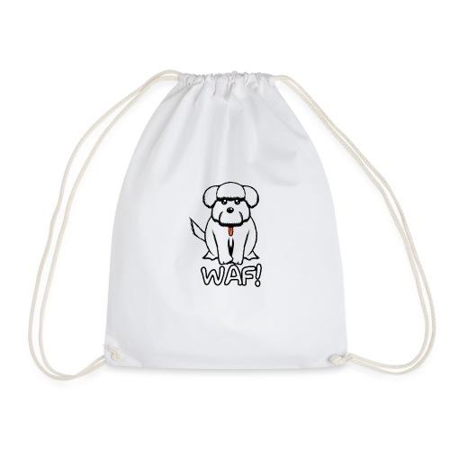 Puppy waf! - Mochila saco