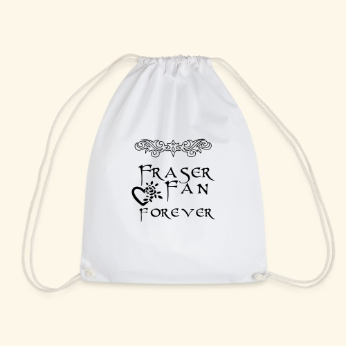 Fraser Fan Forever - Drawstring Bag