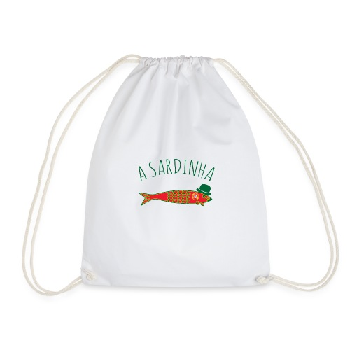 A Sardinha - Bandeira - Sac de sport léger