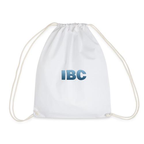 Ibc Shirt t/m maat 164 - Gymtas