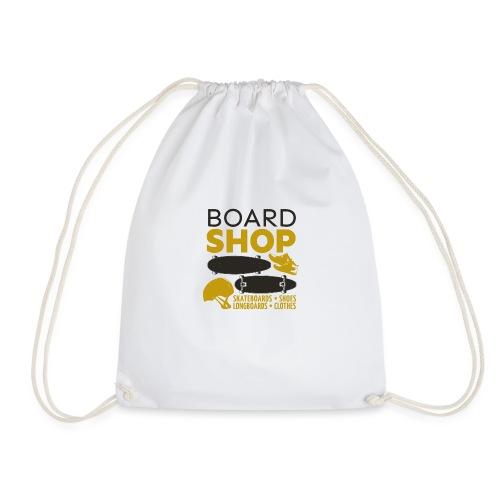 Boardshop - Drawstring Bag