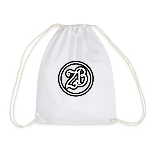 ZB Vlogs Hat - Graphite/Black - Drawstring Bag
