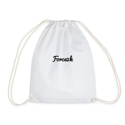 Force2K Plain - Drawstring Bag