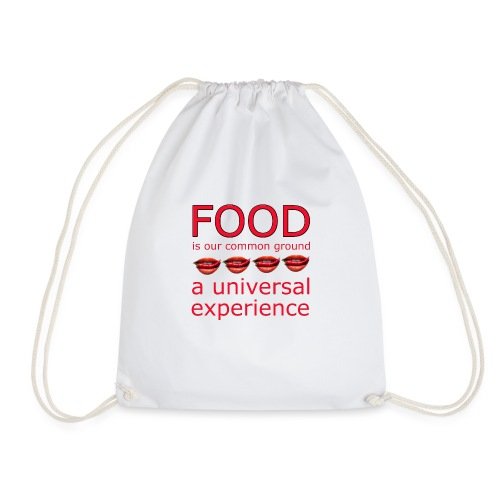 Food is our common ground, a universal experience - Gymtas