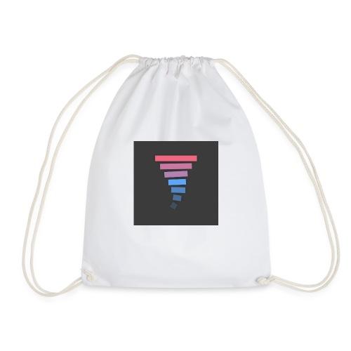Material Lollipop Design (MKBHD) - Drawstring Bag