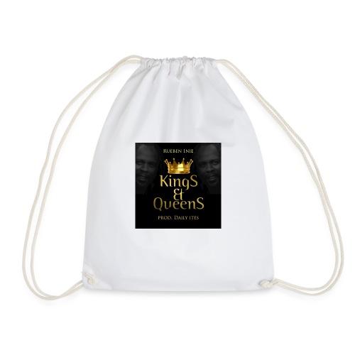 Kings_-_Queens - Drawstring Bag