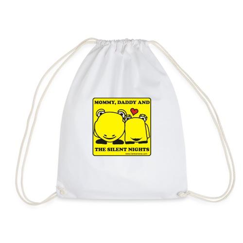 Silent Night - Drawstring Bag