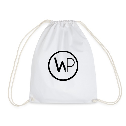 Large Logo - Drawstring Bag