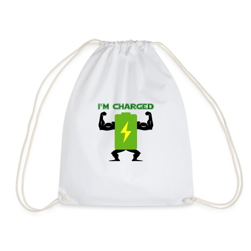 Battery charged - Mochila saco