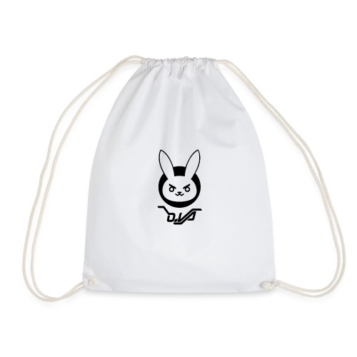 Logo_Dva - Drawstring Bag